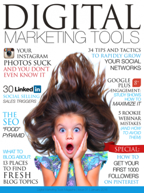 Digital Marketing, Digital Marketing Tools, Digital Marketing Tools magazine, DigitalMarketingTools.com