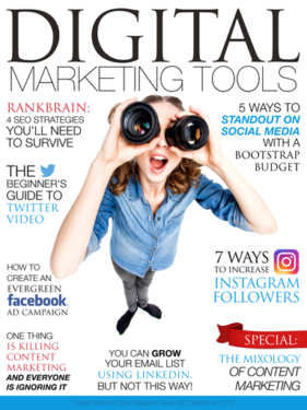 Digital Marketing, Digital Marketing Tools, GET Digital Marketing Tools magazine, DigitalMarketingTools.com