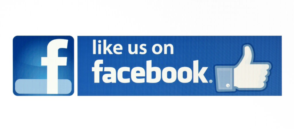 Facebook marketing call to action