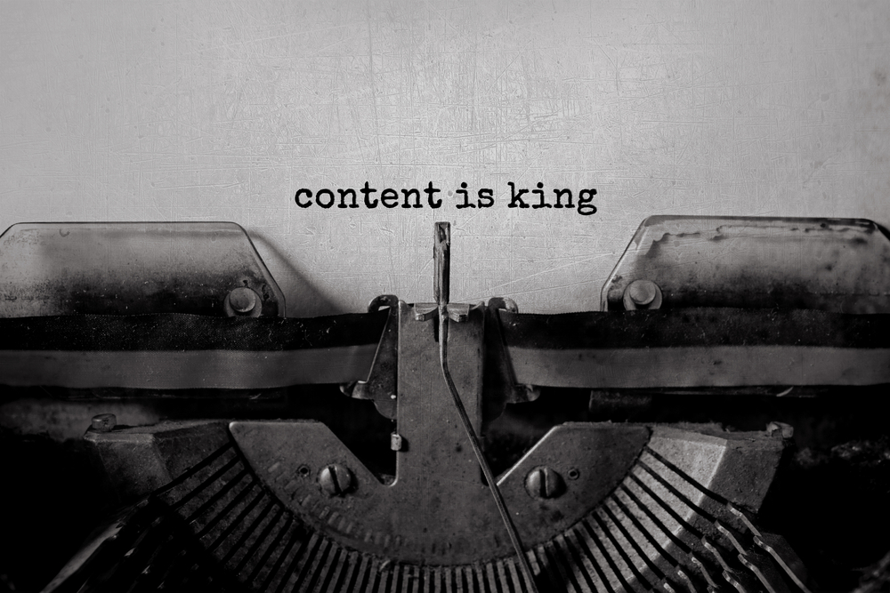 content is king when it comes to linkedin marketing