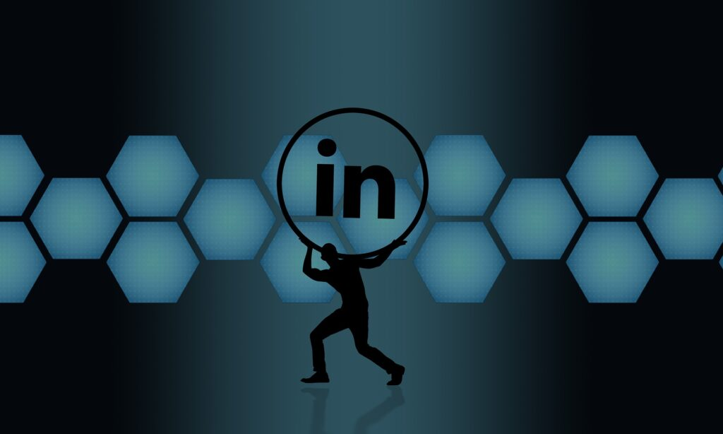 LinkedIn is a great for your business needs